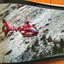 "Extrait du livre ""Helicopter Rescue in the Alps"" - Photo F. (...)"