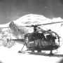 L'Alouette III JBL du côté du Mont-Blanc - Photo © ? - Collection (...)