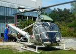 Vends HILLER UH12B de 1954 - Photo DR MARINE SERVICES 74