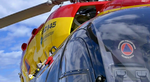 "EC 145 F-ZBPG, indicatif Radio "" Dragon 60"" - Photo DR"
