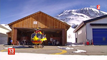 L'EC 145 F-ZBPK Dragon 38 est sorti de son hangar - Photo France 2