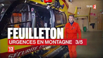 "Feuilleton ""Urgences en montagne"" épisode 3/5 - Photo France 2"