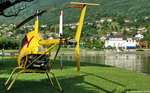 Kompress CH-7 sur la plage du Bourget-du-Lac - Photo @ Christophe Gothié