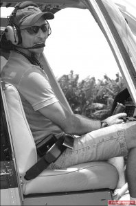 Le pilote, Luc Chassary, totalisait un nombre très important d'heures de vol- Photo C. D./Archives France-Antilles
