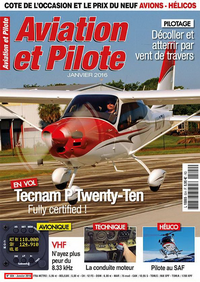 Couverture Aviation et Pilote n°504 - Photo A&P