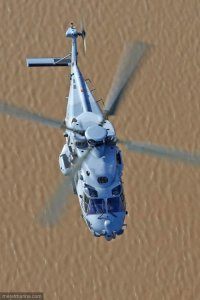 NH90 Caïman Marine photo © : Alexandre Dubath - EUROCOPTER