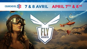 Fly Courchevel les 7 & 8 avril 2018