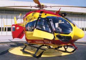 L'EC 145 Dragon 25