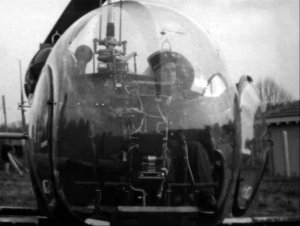 Bell 47 F-MJBE Gendarmerie en 1956 - Photo DR